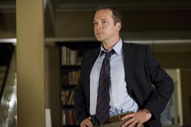 Peter Sarsgaard as Kenny Kapesh in &quot;Elegy.&quot;